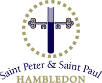 Church of St Peter and St Paul Hambledon Logo