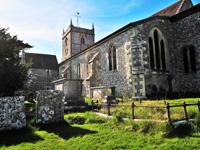 Hambledon Church