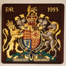 gallery_Plate 15 - the royal arms